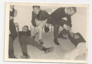 Gruppenstunde in den 60ern