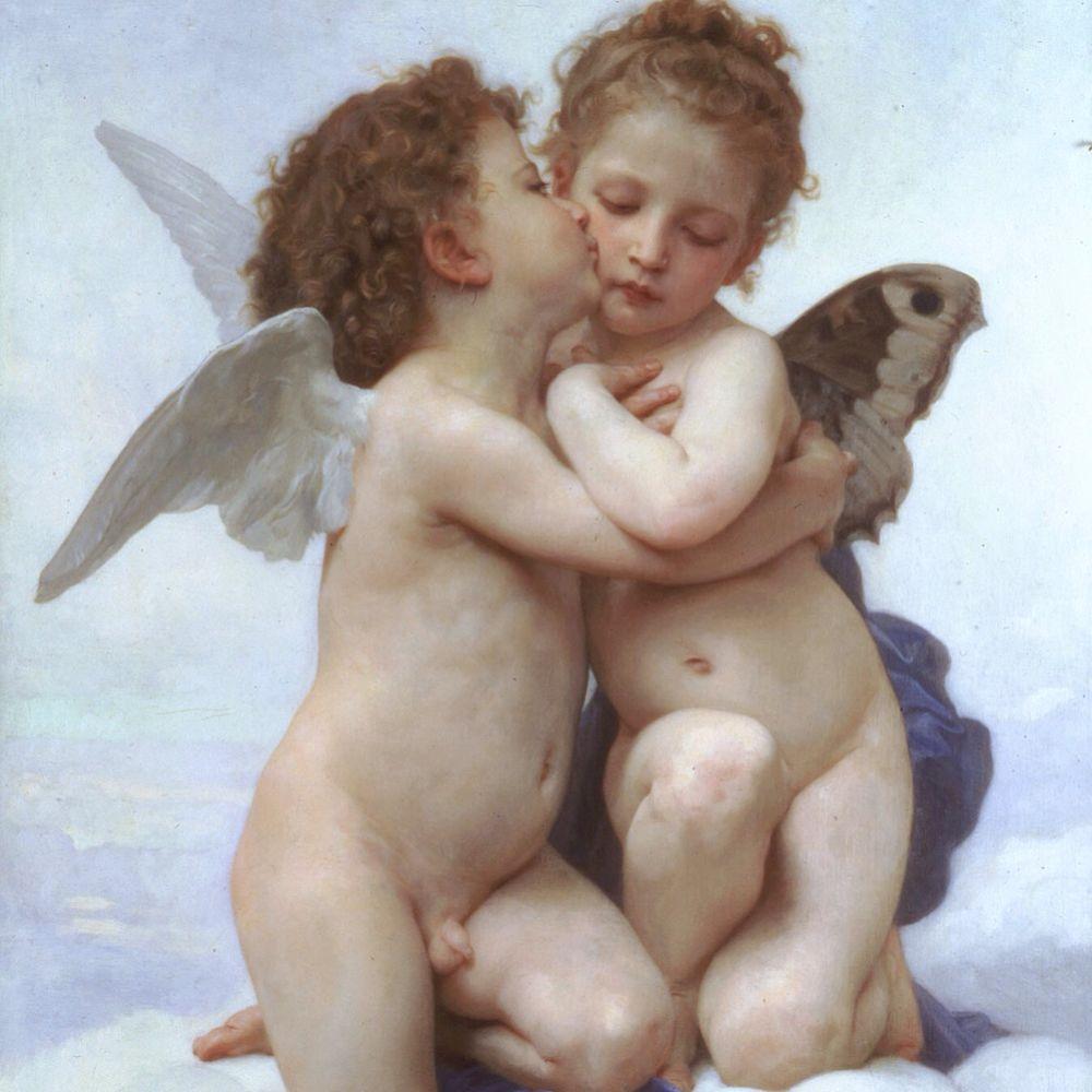 Küssen verboten – aber nicht in der Bibel
