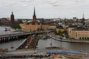 Ein Tag in Stockholm
