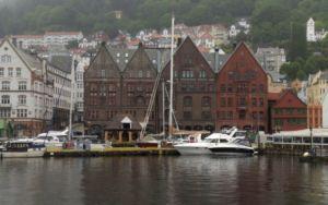 Von Bergen nach Haugesund