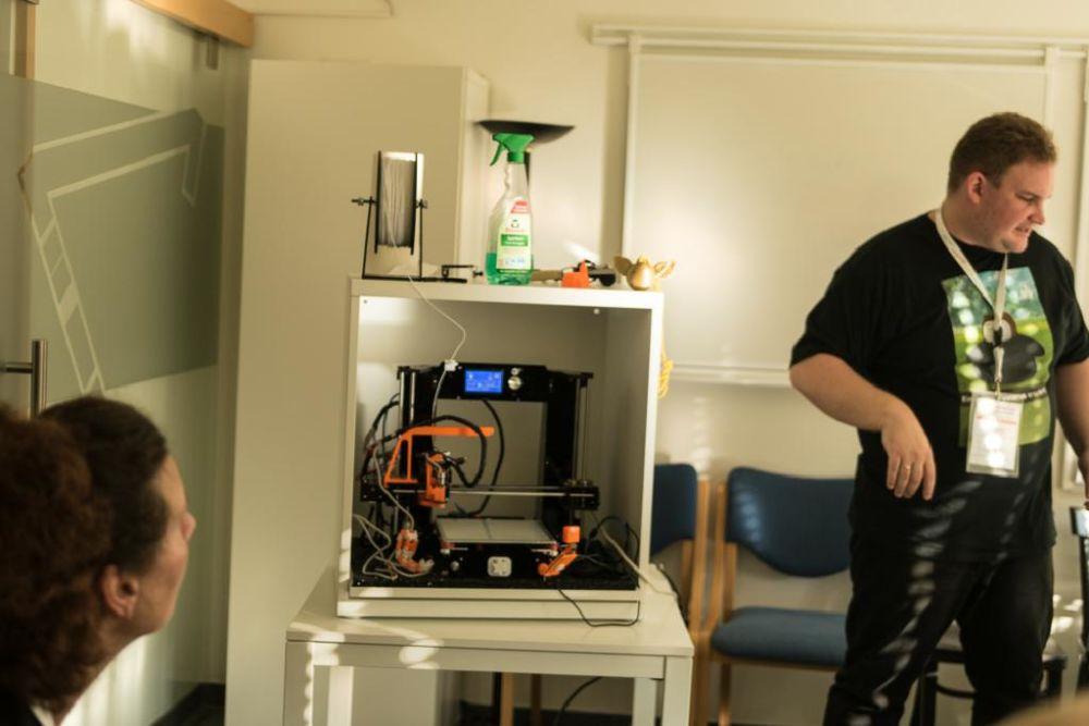 Das Wunderding 3-D selbstgebaut