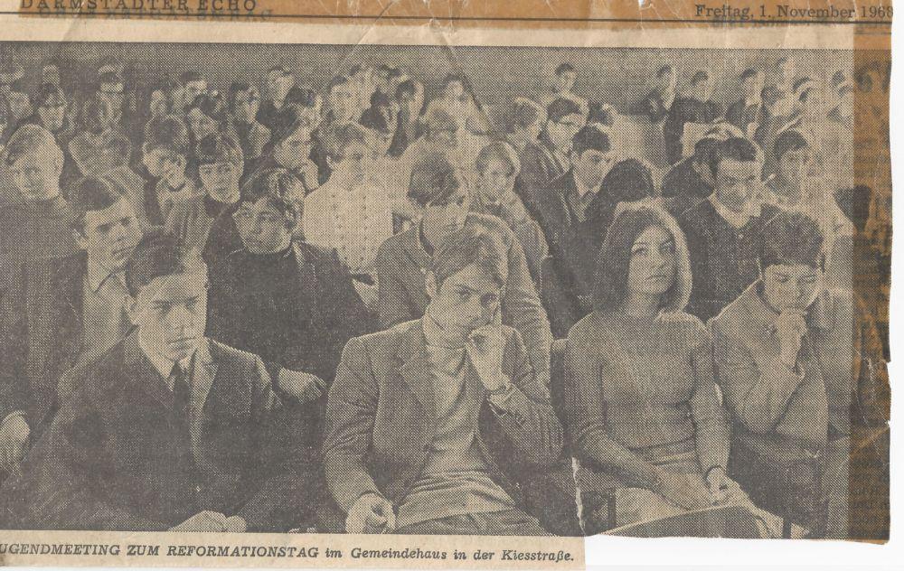 Reformationstag 1968