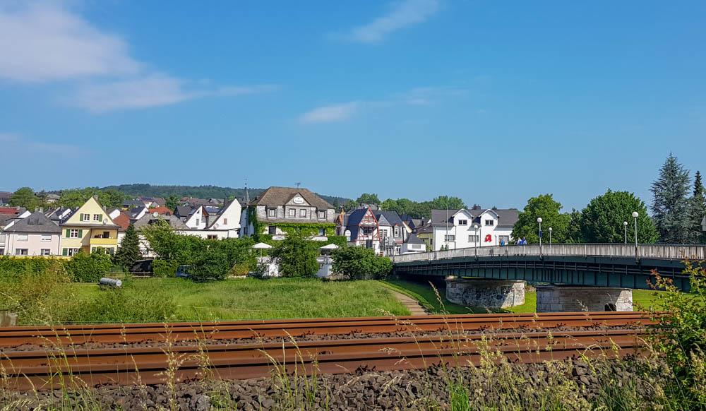 Von Weilburg nach Aumenau