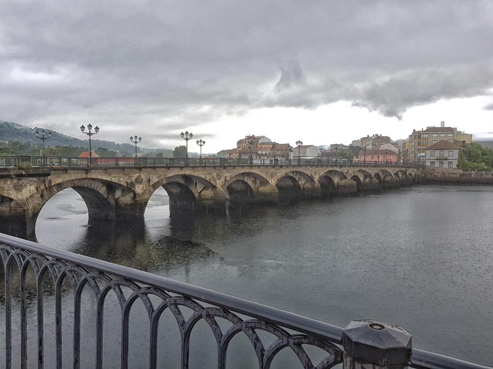 Von Pontevedra nach Caldas de Reis