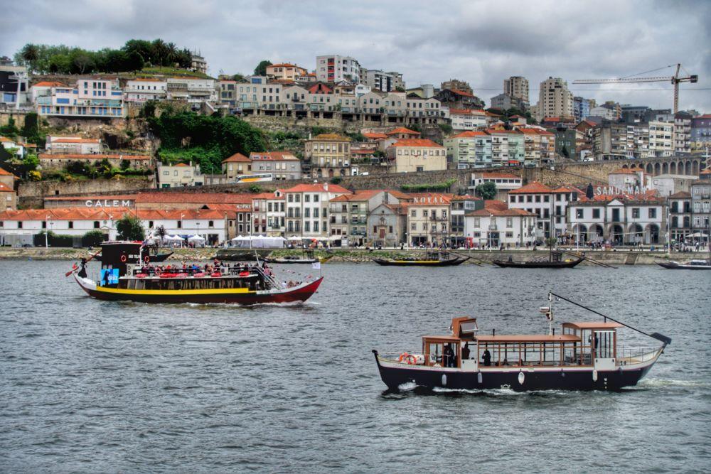 In Porto –  Beginn unseres Jakobswegs