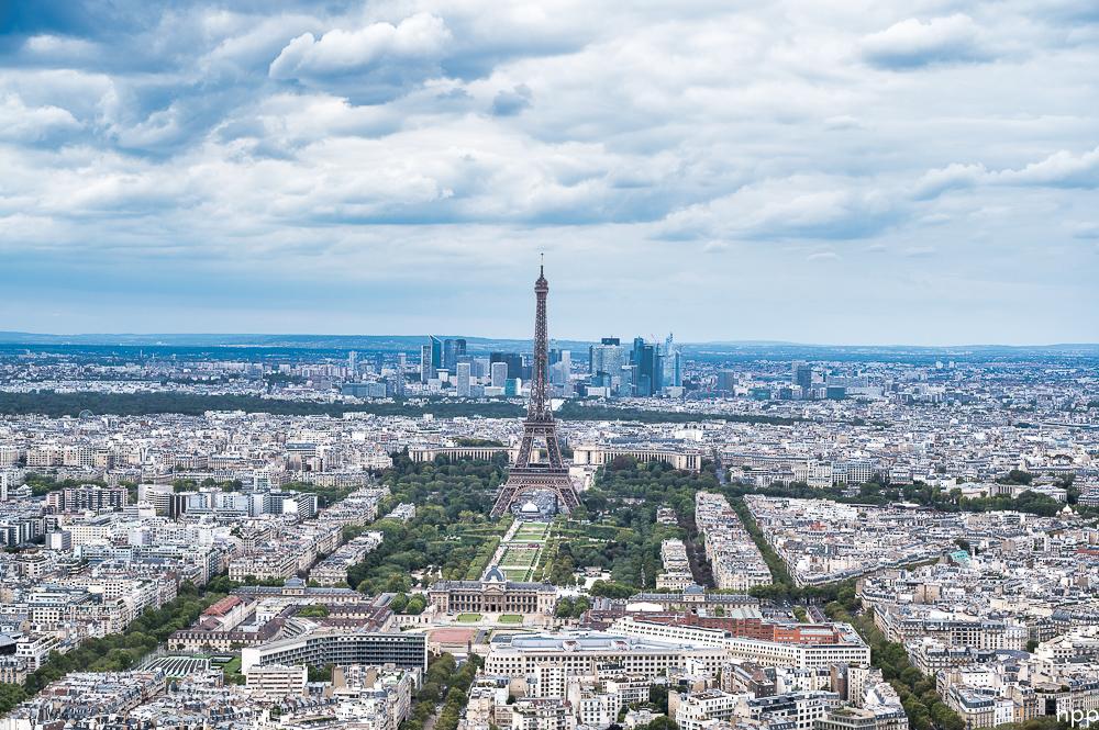 Spaziergänge in Paris: Auf dem Montparnasse