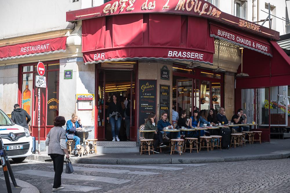 Das Café der Amelie