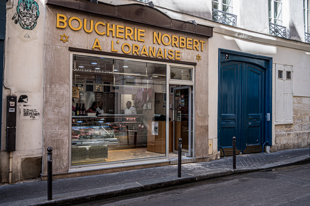 Spaziergänge in Paris: Durch das Marais