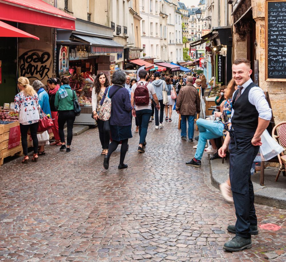 Spaziergänge durch Paris: Durch das Quartier Latin