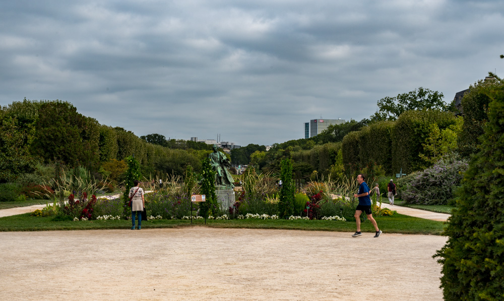 Im Jardin des Plantes