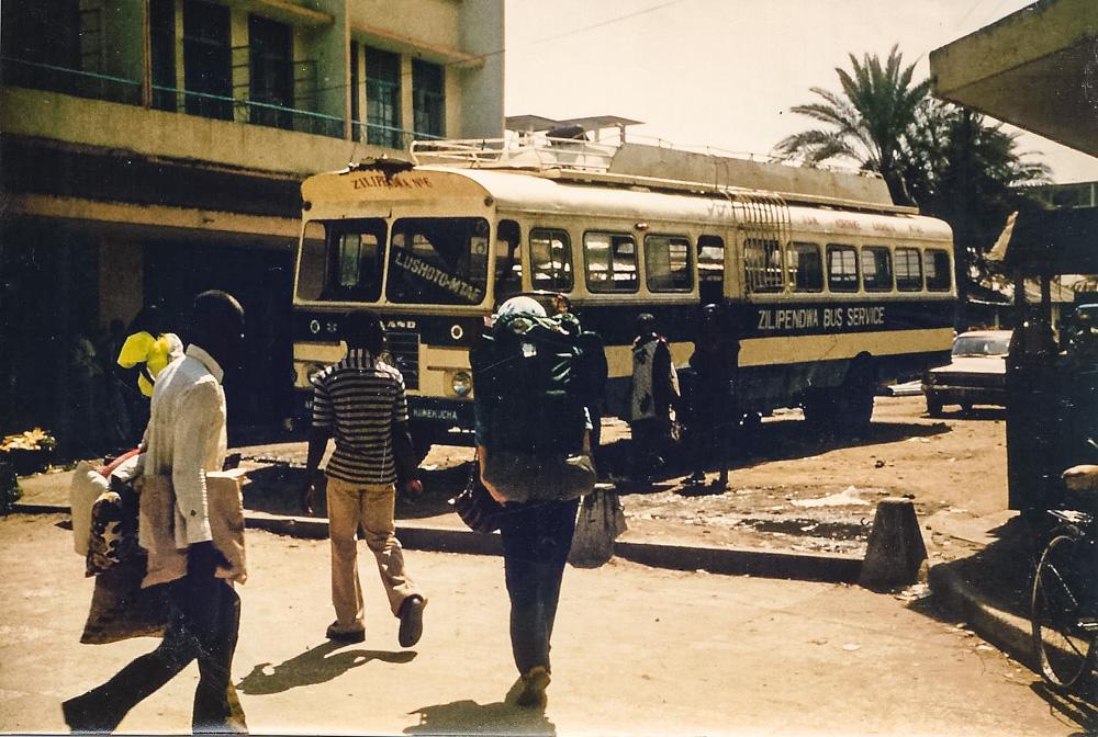 In den Usambara-Bergen und auf Sansibar – vor 40 Jahren