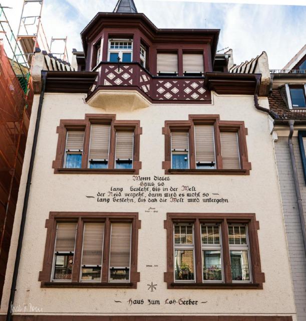 Haus zum Loh-Gerber