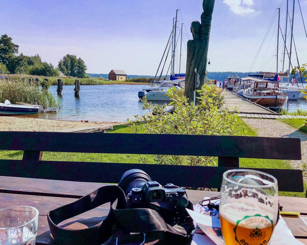 Sonne und Bier...