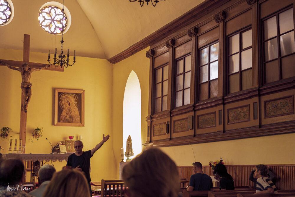 Kirche mit der Fürstenloge