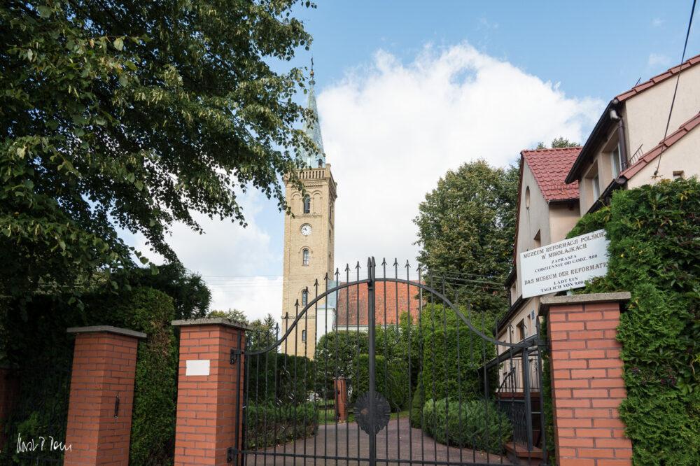 Evangelische Kirche in Nikolaiken